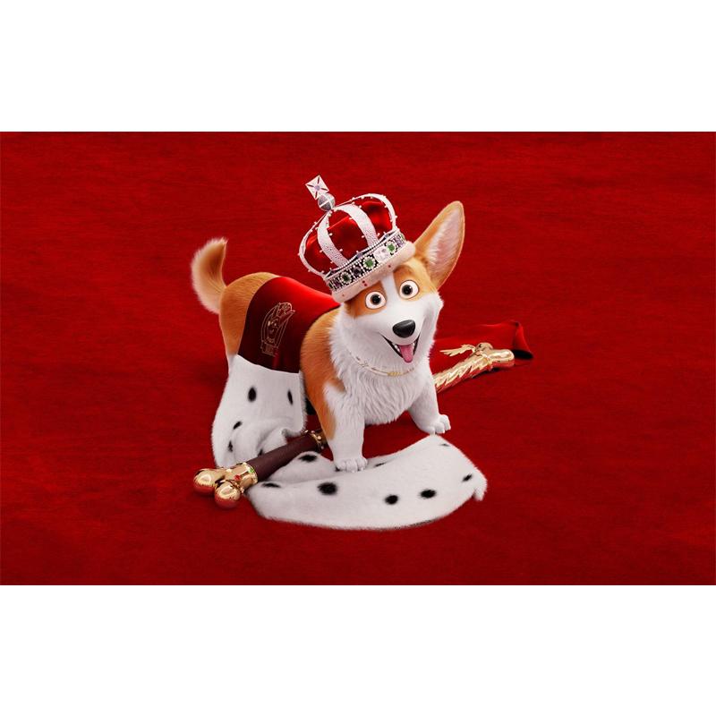 コーギーファン必見!エリザベス女王が愛したコーギーがモデル「ロイヤルコーギーレックスの大冒険」が日本公開決定