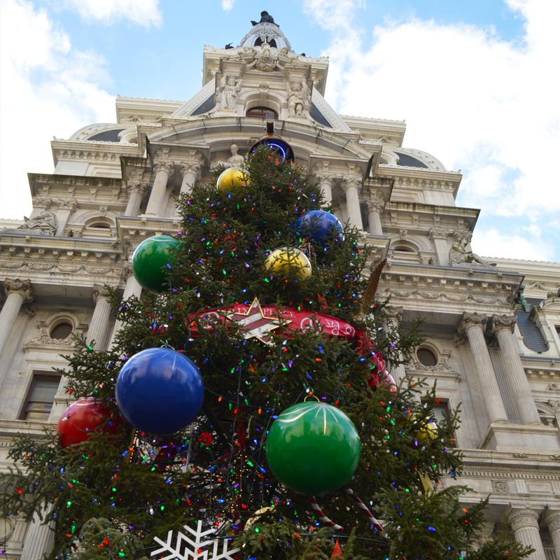 フィラデルフィアで過ごしたクリスマスとLOVE PARK #アメリカ #スケートボード