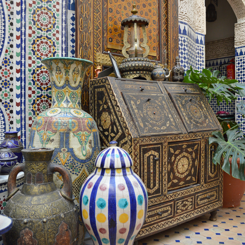 スケジュールを立てない自由気ままな放浪旅が再び出来る日まで #モロッコ