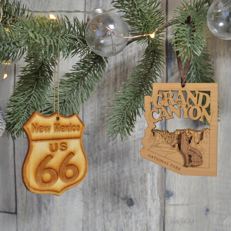 旅の思い出をクリスマスツリーに飾り付けよう。#クリスマスオーナメント