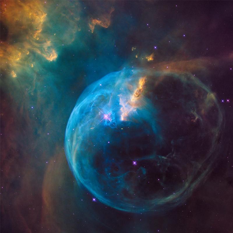 地球の奇跡を改めて思い知らされる。美しい映像が織りなす宇宙の終わりシミュレーション