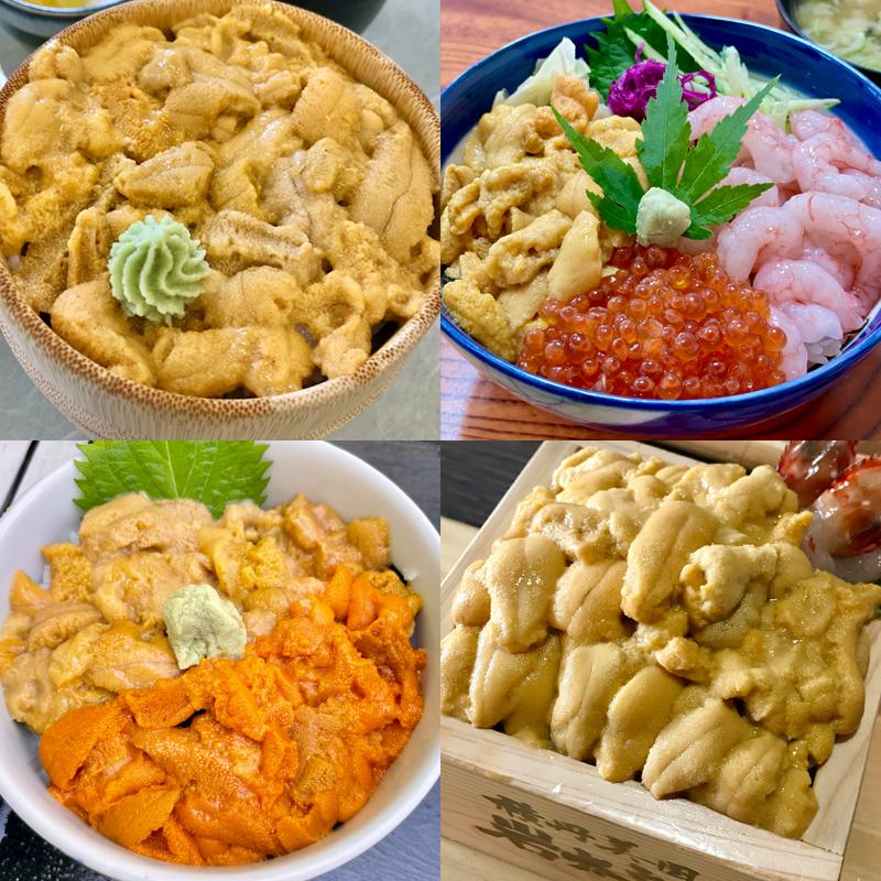 北海道で絶品ウニ丼を食べるなら。積丹のおすすめウニ丼屋4選。行列の名店から愛犬と同伴可まで。