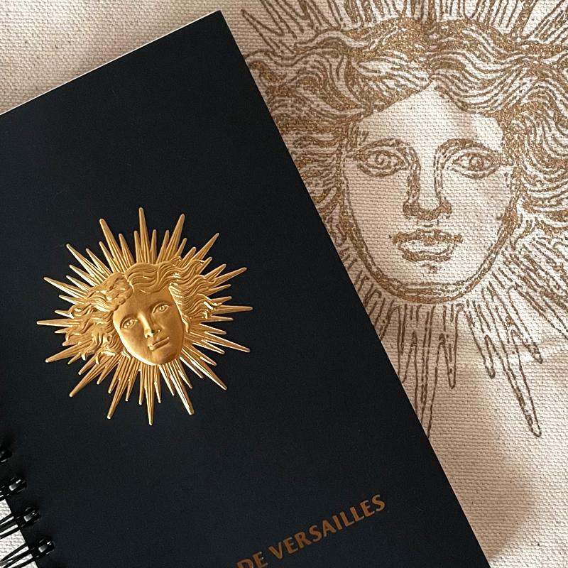 ヴェルサイユ宮殿オフィシャルの太陽エンブレムコレクションがかっこいい #私のお気に入り