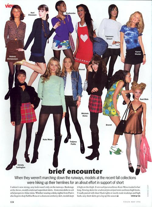 90sファッション最強。これをマネすりゃ最先端! #90s #fashion