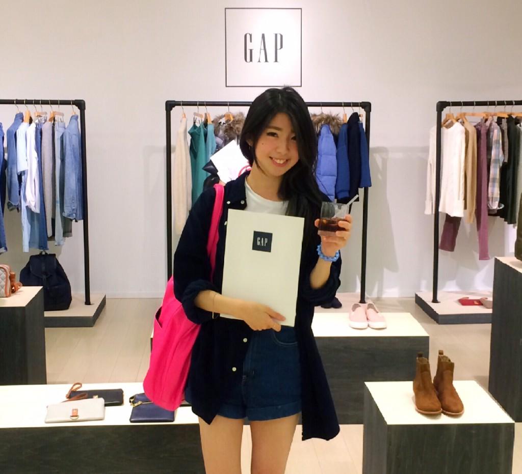 Gap展示会の様子を大公開!「ノーマル」を着て魅力を引き出すGAP 2014Fallの特徴は♥︎?