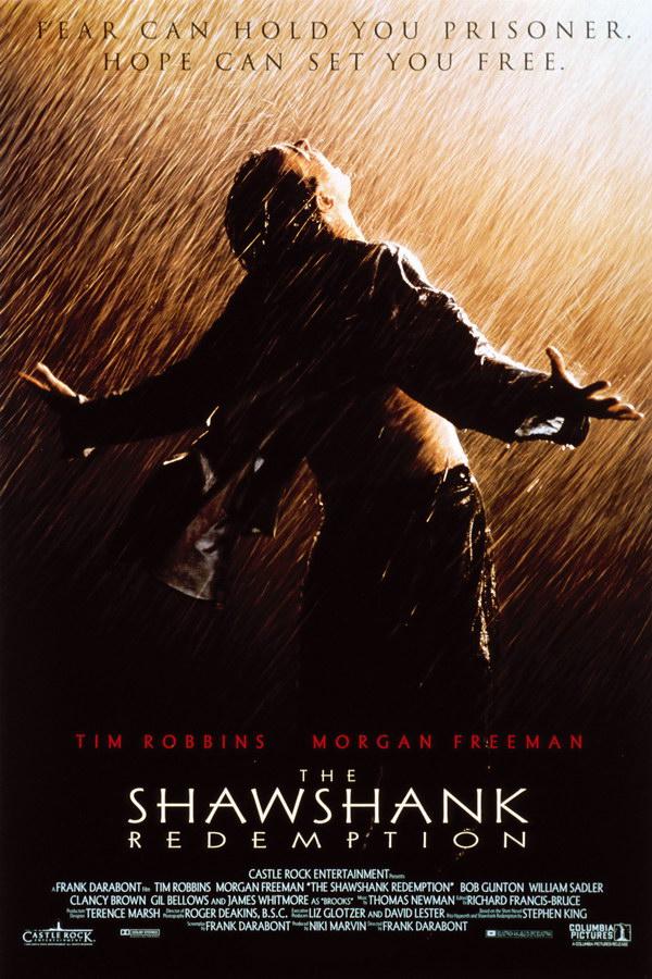 名作映画「ショーシャンクの空に」の名言から学ぶ #希望 と「生きる」こと #SHAWSHANK #MOVIE #QUOTE