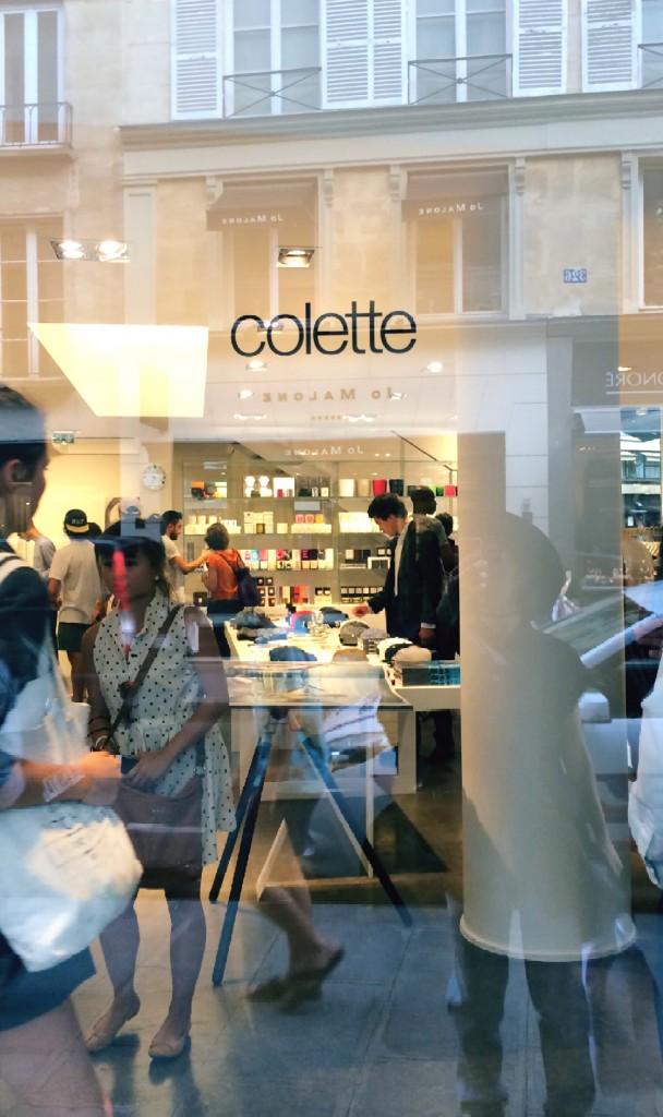 超オススメセレクトショップ #colette はパリのセンスの塊!ストリート系からハイブランドまで揃うの。