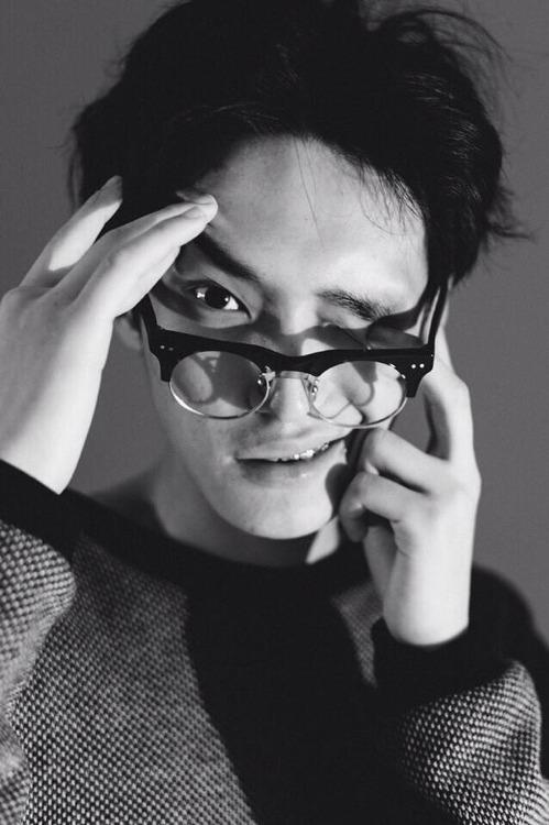 これから絶対くる。イチオシKOREANメンズモデル #HeoJaeHyuk を今すぐチェックすべし!