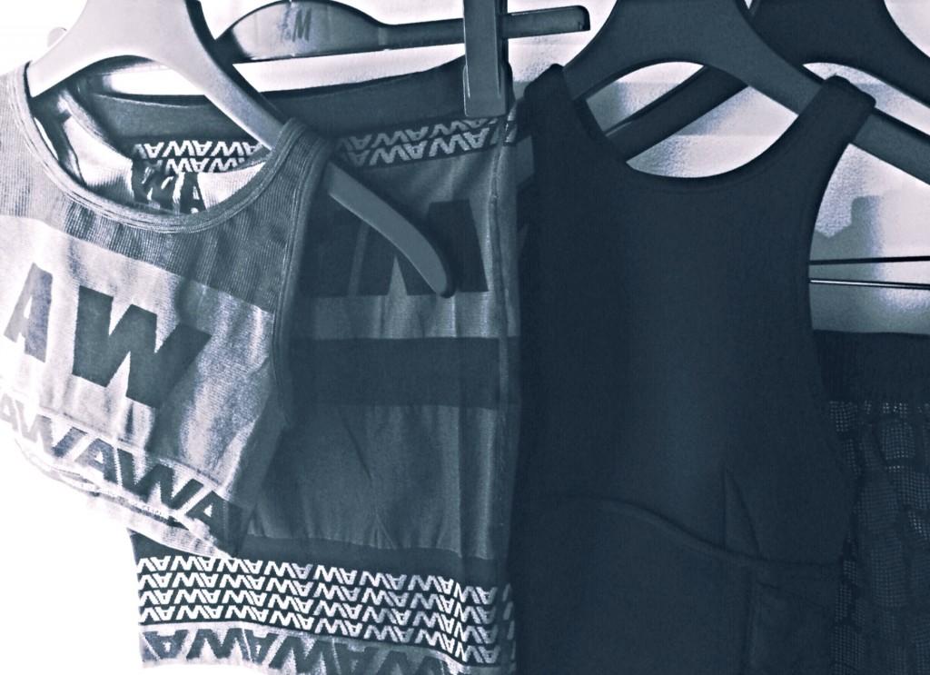 ALEXANDER WANG × H&Mのコラボアイテム、まだ間に合った! #購入品 と実際の着心地レポ。 #shopping