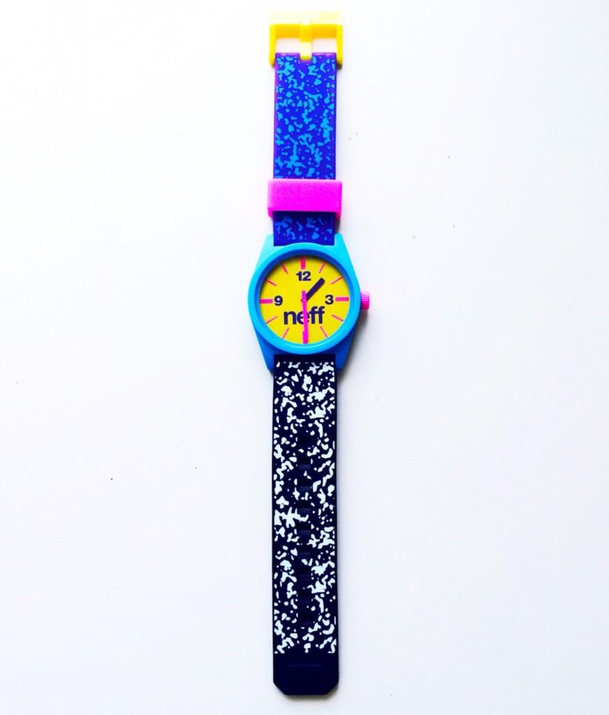 質問にお答え!ヘビロテ率NO.1の腕時計 from #NEFF の魅力 &購入した海外サイト #KARMALOOP の手順と裏技について。