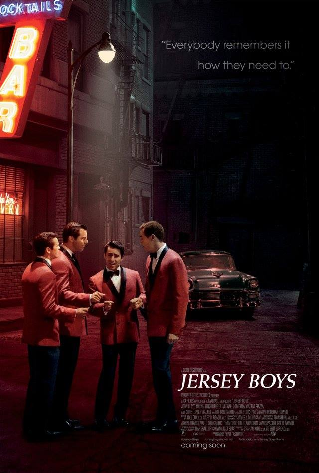 ココイチ大ヒットな #MOVIE #JerseyBoys !ミュージカル映画を映画館で観るべき理由。 #notネタバレ