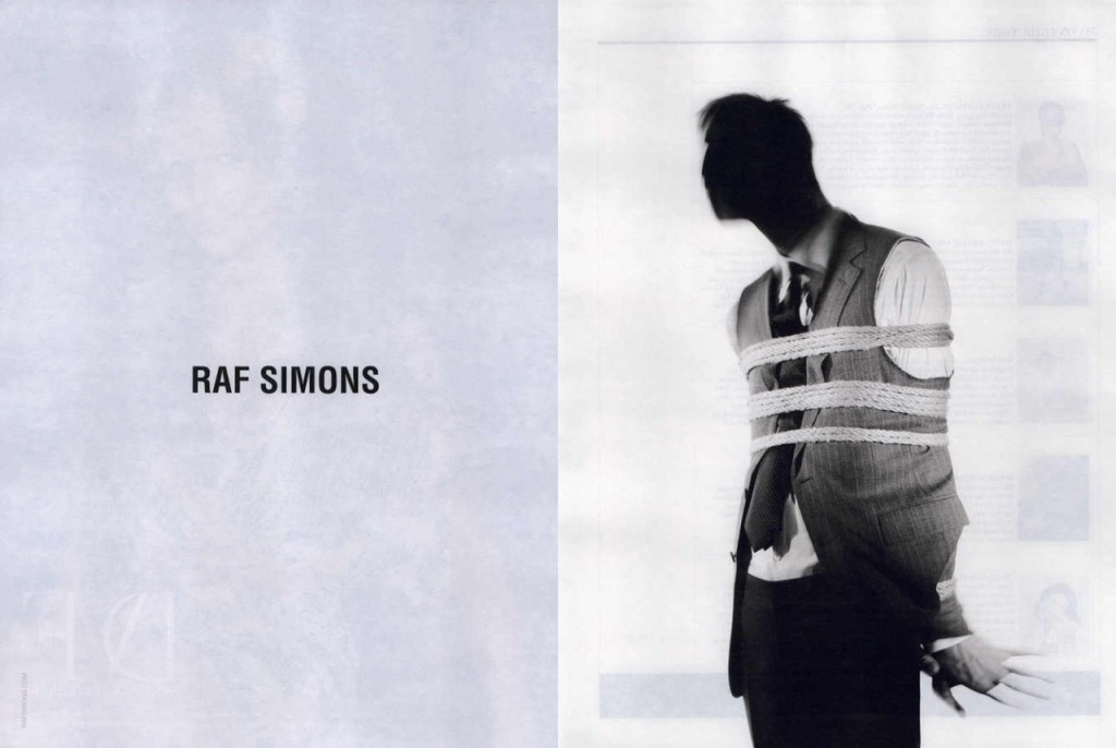 ストリートスナップから学ぶメンズファッション特集ー #RAFSIMONS 男子編ー #streetfashion #snap