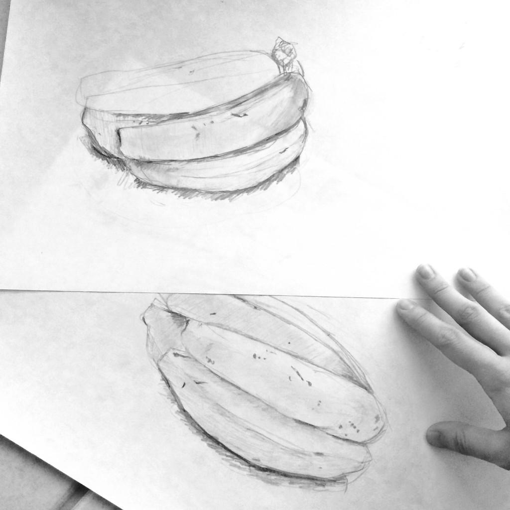 ONE OF MY #ARTWORK ー「紙バナナ」とは一体? #banana #trickart