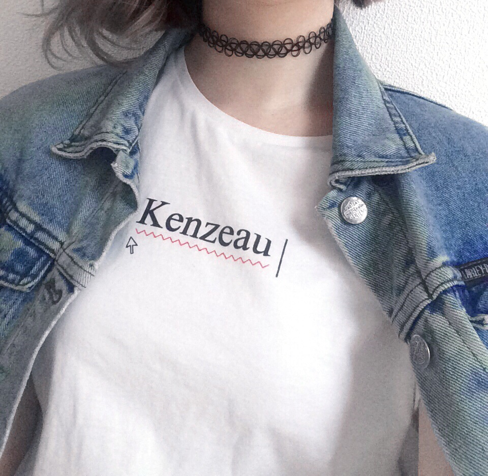 まさかの #KENZO がスペルミス!? したTシャツで、スポーツMIXな #OOTD 提案♡ #shopping @   coletteparis