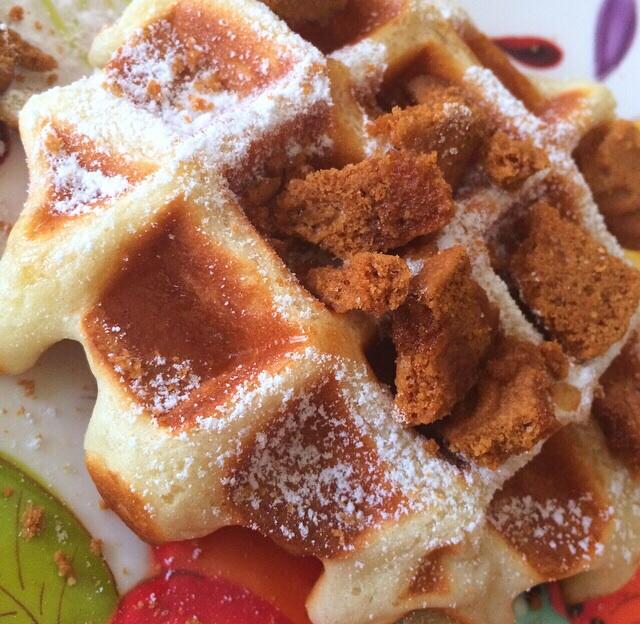 お家でできるワッフルのおいしい食べ方!超簡単です♡ #foodporn #waffles