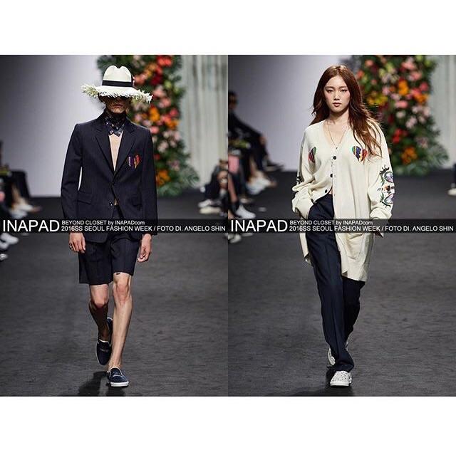 SEOUL FASHION WEEKの中で特にキュンときた韓国ブランド #BeyondCloset のデザインが♡?
