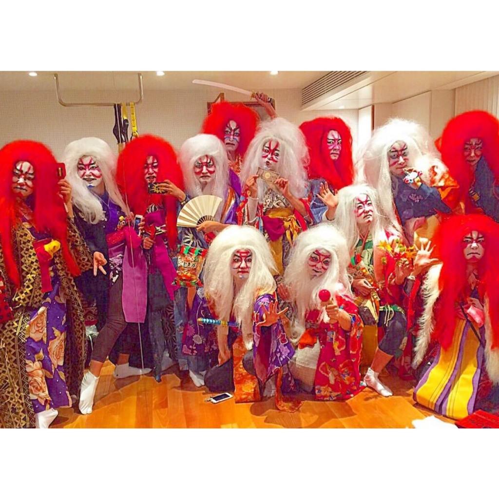 今年の #HALLOWEEN は #KABUKI の仮装で!ー6年間仮装し続けてこそ感じた日本式ハロウィンー