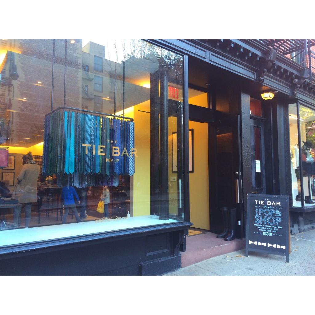 """ネクタイ専門店""""THE TIE BAR""""で洗練されたメンズへのプレゼントをGETしよう。 #MENSFASHION"""