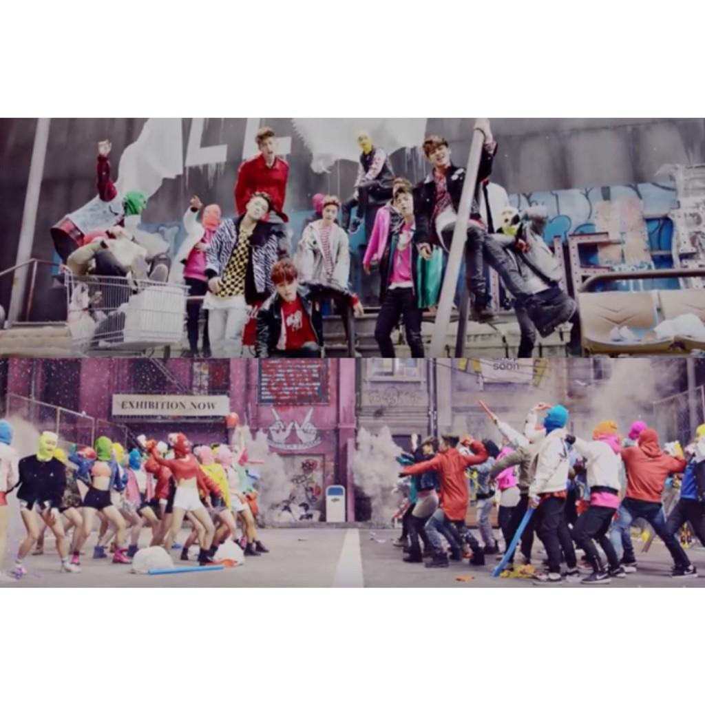 リクエストにお応え!#iKON – #왜또 (WHAT'S WRONG?) から学ぶ #FASHION 特集♡色で遊べる上級者になろう。