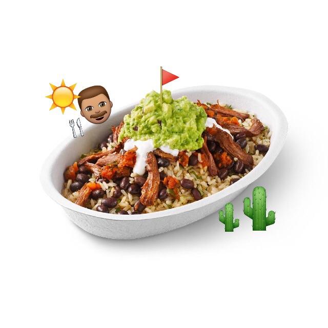 日本上陸の期待大!#SUBWAY のメキシカンフード版、健康志向も嬉しい #Chipotle ♡ #foodporn