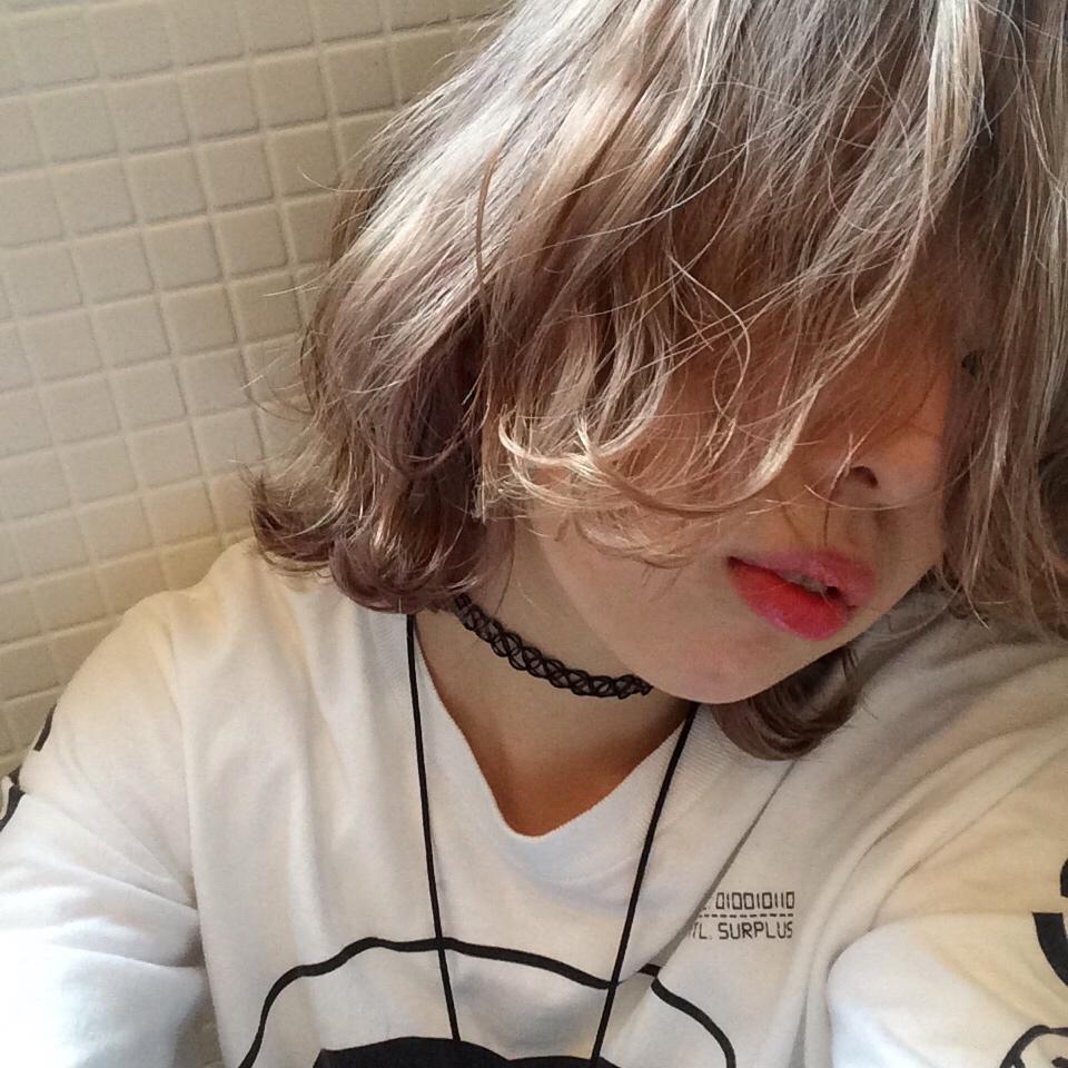 初の全頭 #PINKHAIR にチェンジ♡ #無加工 写真でBEFORE & AFTERレポ! #DaB #HairColor