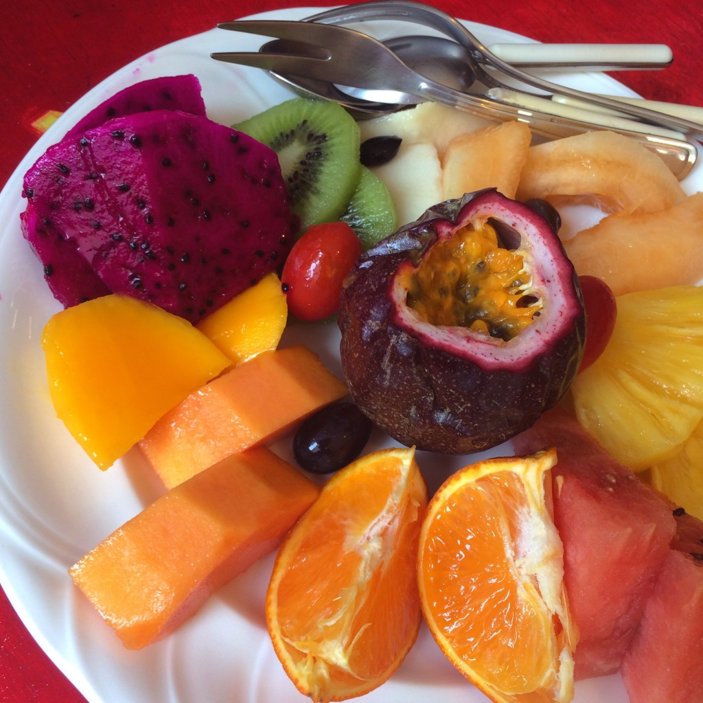 #台湾 朝ごはんオススメ4店舗♡ー完熟フルーツ, 台湾式お粥, 絶品ルーローファン AND MORE!ー