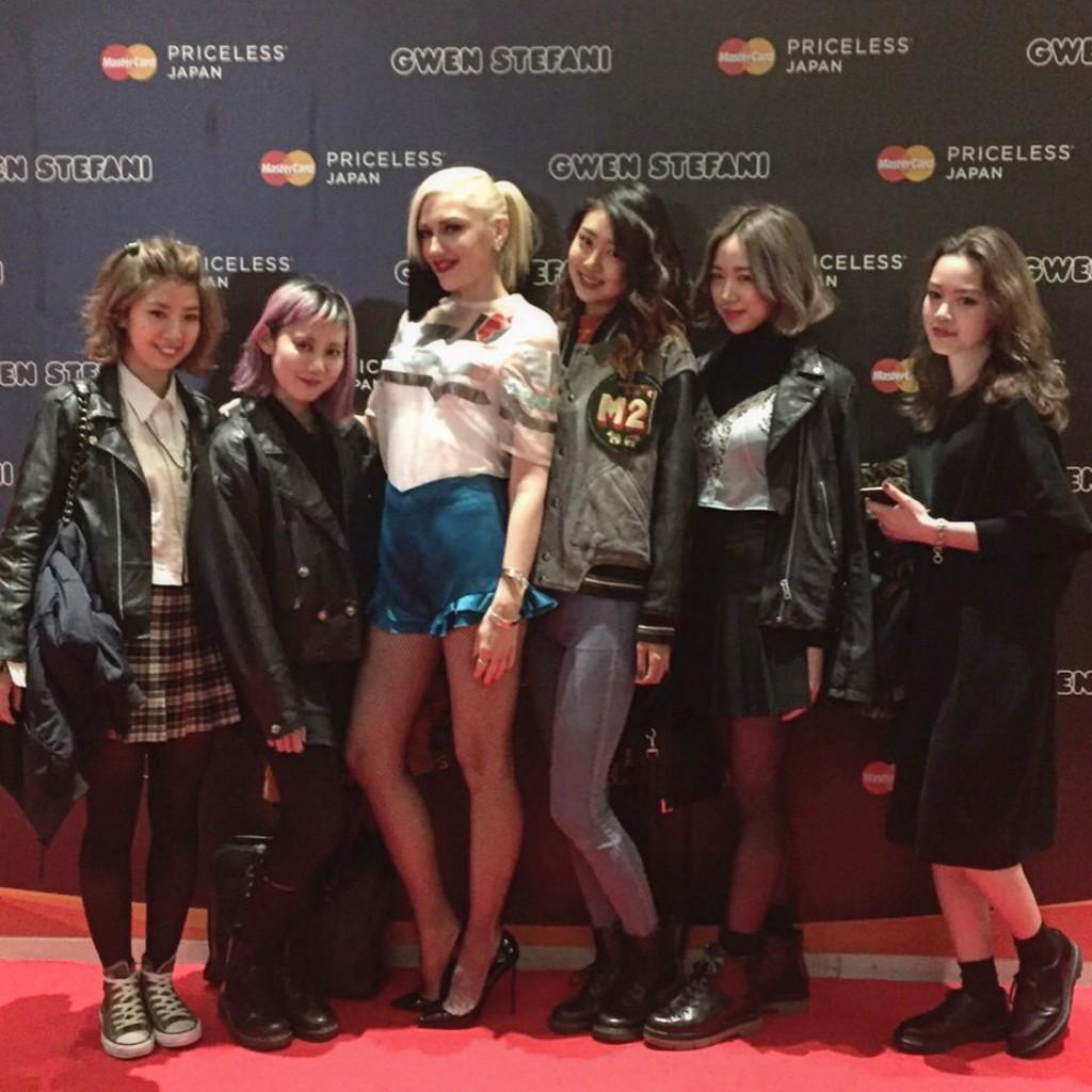 プレミア級LIVEに潜入してきたよ。永遠のファッションアイコン #GWENSTEFANI が8年ぶりの来日! #PricelessJapan