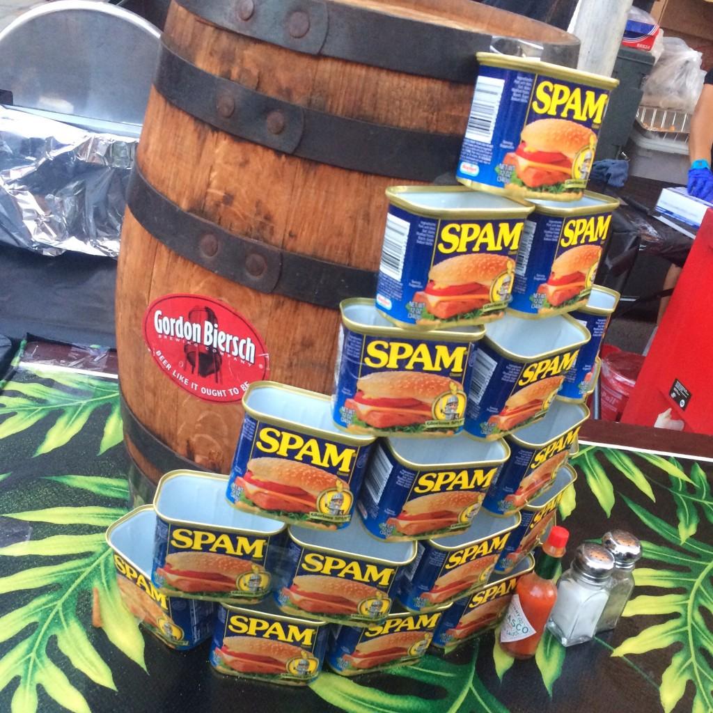 #HAWAII イチの人気を誇る、世界で唯一のスパムのお祭り #SPAMJAM って一体!? #FES #徹底レポ