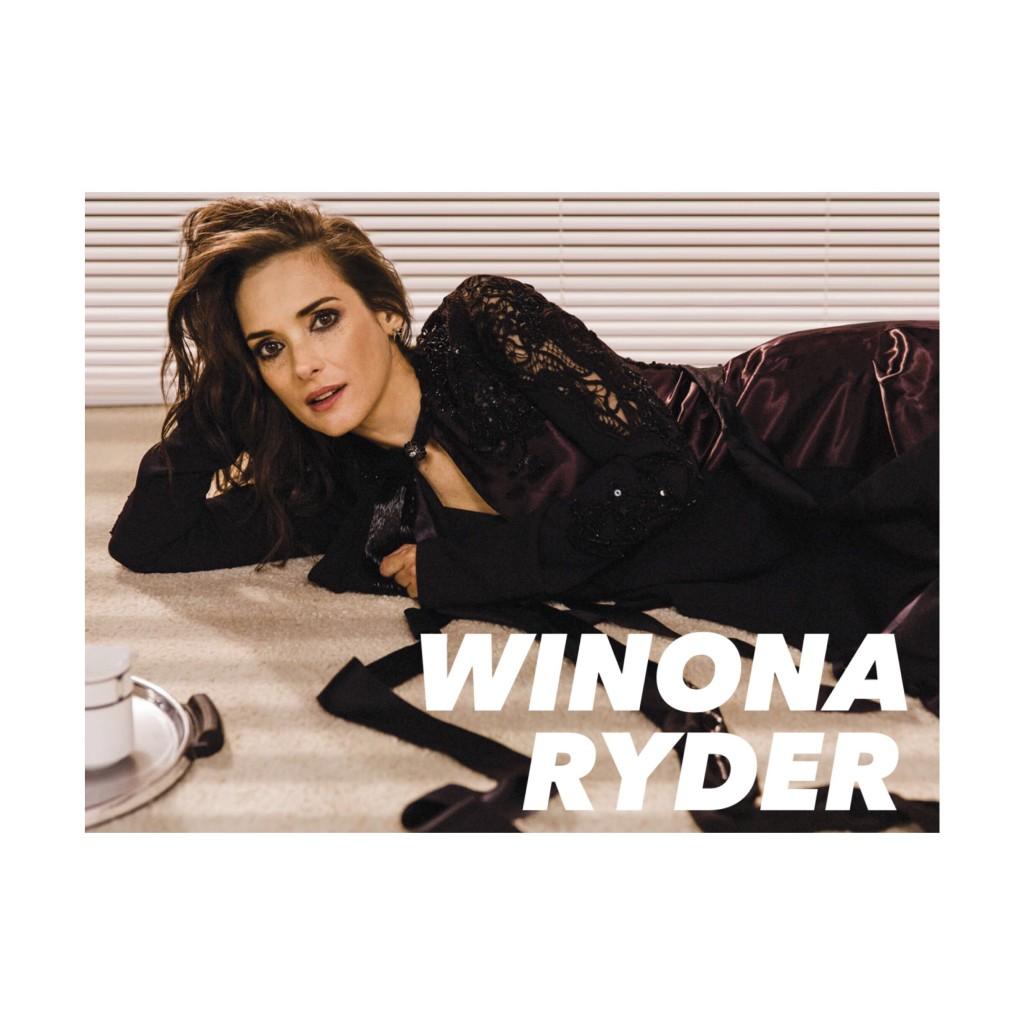 あなたにとって年齢って何?自信?コンプレックス?ーUS NYLONの表紙の #WINONARYDER をみて感じたこと。 #MUSE