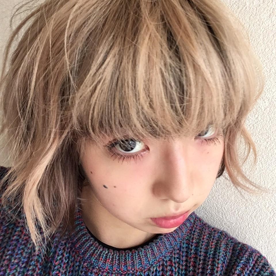韓国コスメ #3CE のシャドウを使った抜け感重視の「寝起きメイク」が新鮮。 #makeup #stylenanda