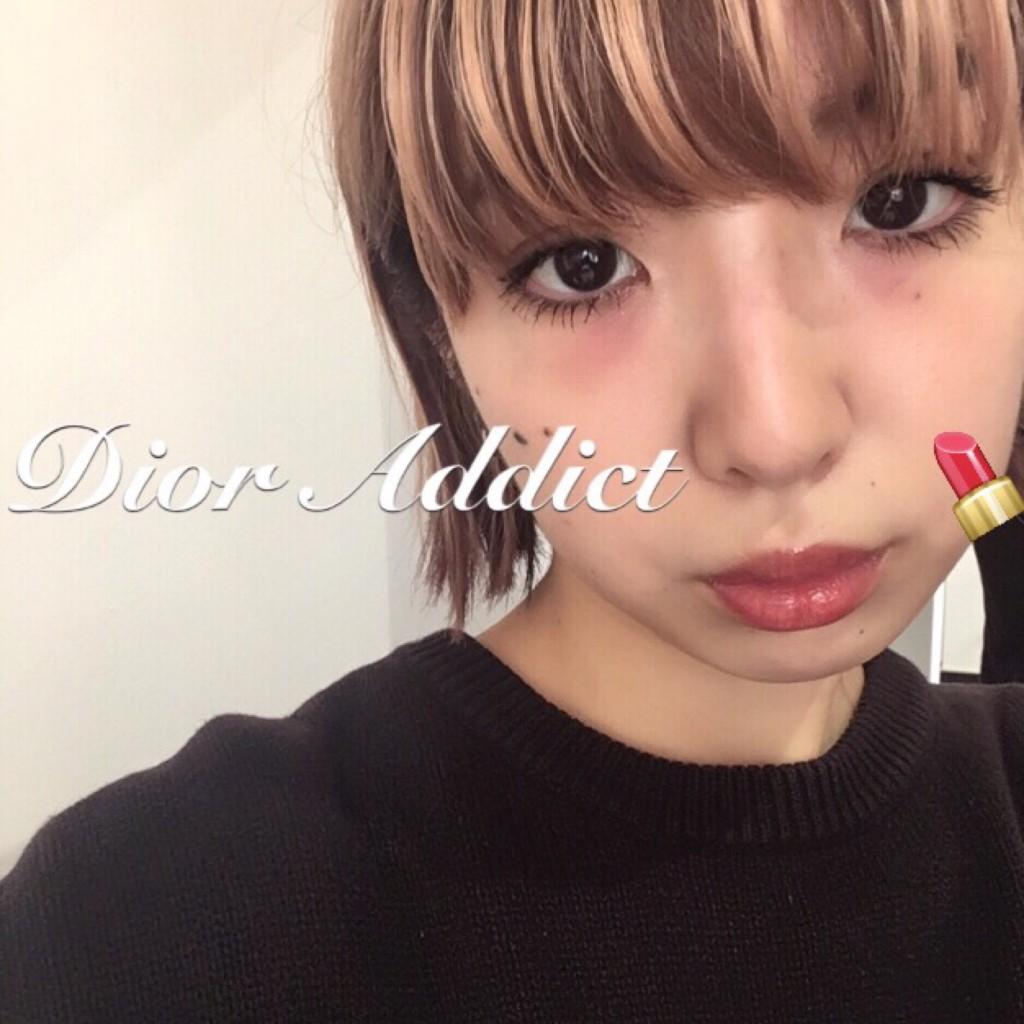 塗るだけで唇がピリピリ!?ぷっくりなると噂の #DiorAddict #LipMaximezer を実際に使ってみた♡ #makeup