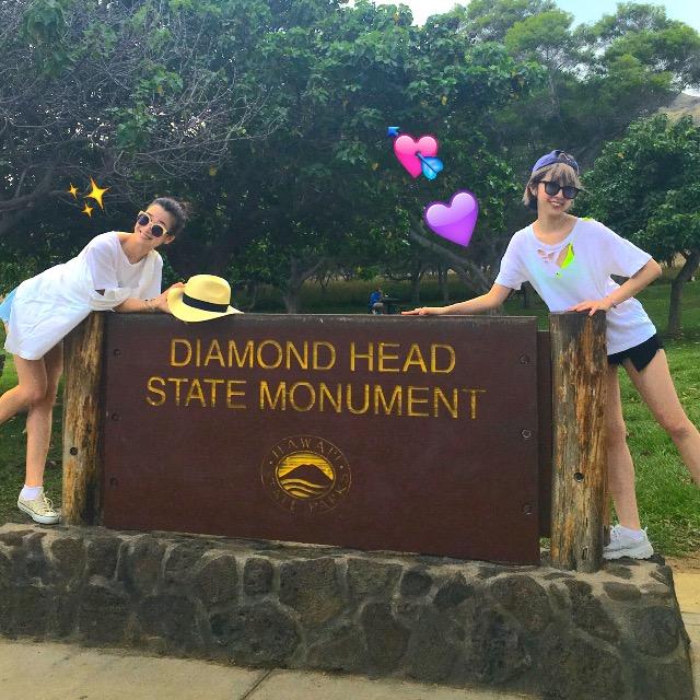 #HAWAII といったら #DiamondHead ♡「実際どう登る?何着るべき?持ち物は?」ー全てお答えします! #TRAVEL
