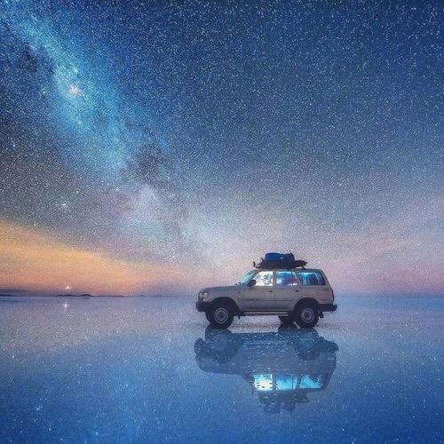 「最後に夜空を見上げたのは、いつ?」ースマホをしまって、 #星 を見るためだけに実際に出かけてみない♡? #TRAVELER #体験レポ