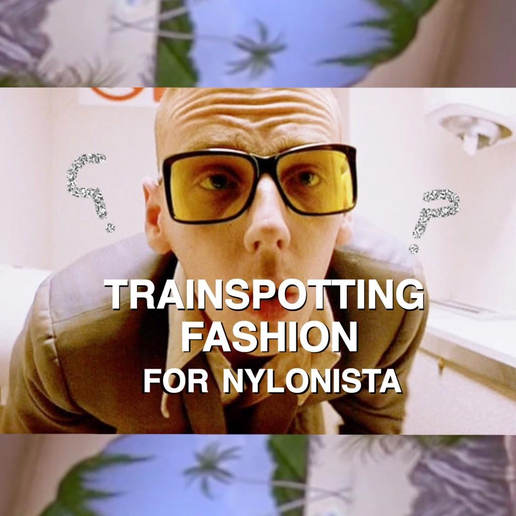 オシャレ偏差値80映画 #Trainspotting からPICK UP!明日すぐにでも参考にしたい #FASHION 特集♡ #MOVIES