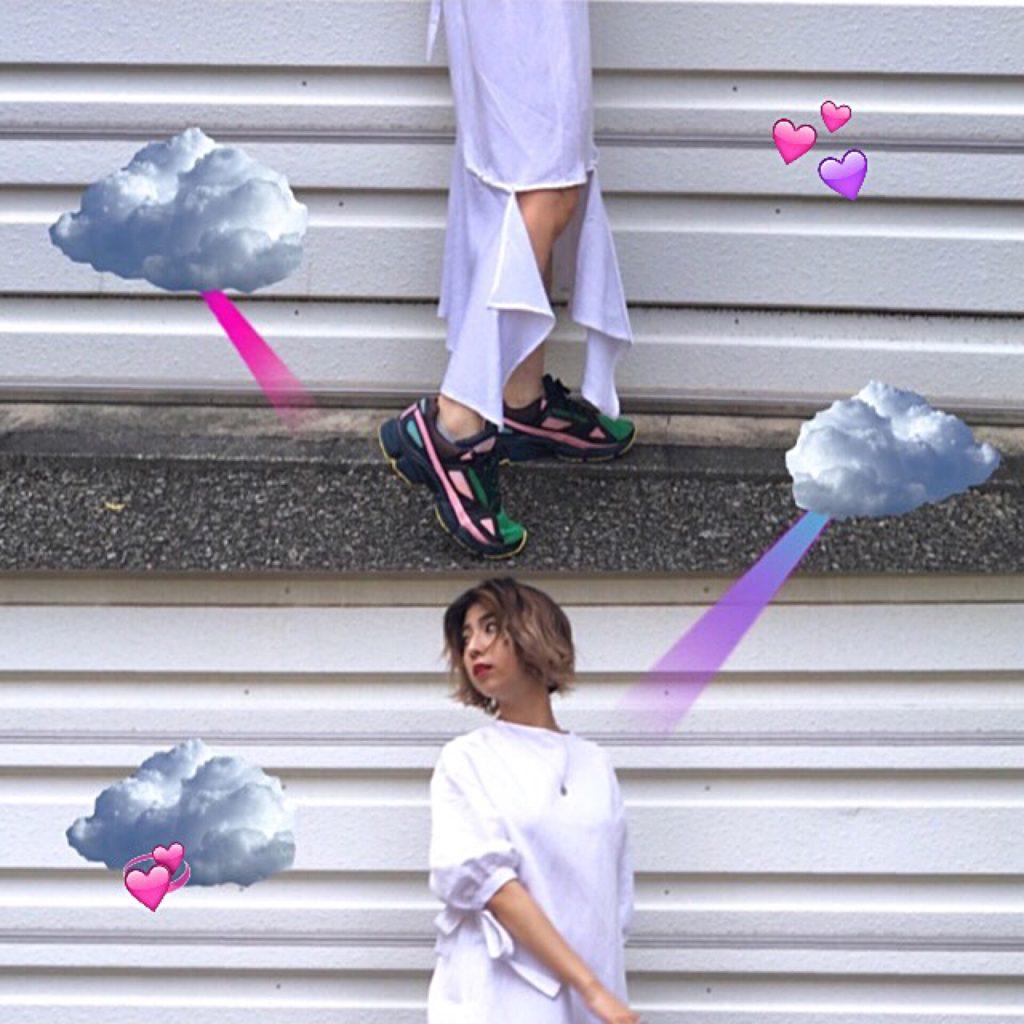 右半分がミニ丈、左半分は超ロング丈な進化系ワンピをGET♡韓国ブランド #LowClassic はやはりかわいすぎた。 #そして重要なお知らせ