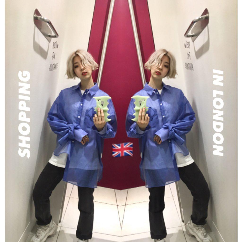 #ロンドン 購入品BLOG♡PART.1 ー #LONDON SHOPPING事情もかいてくね!ー