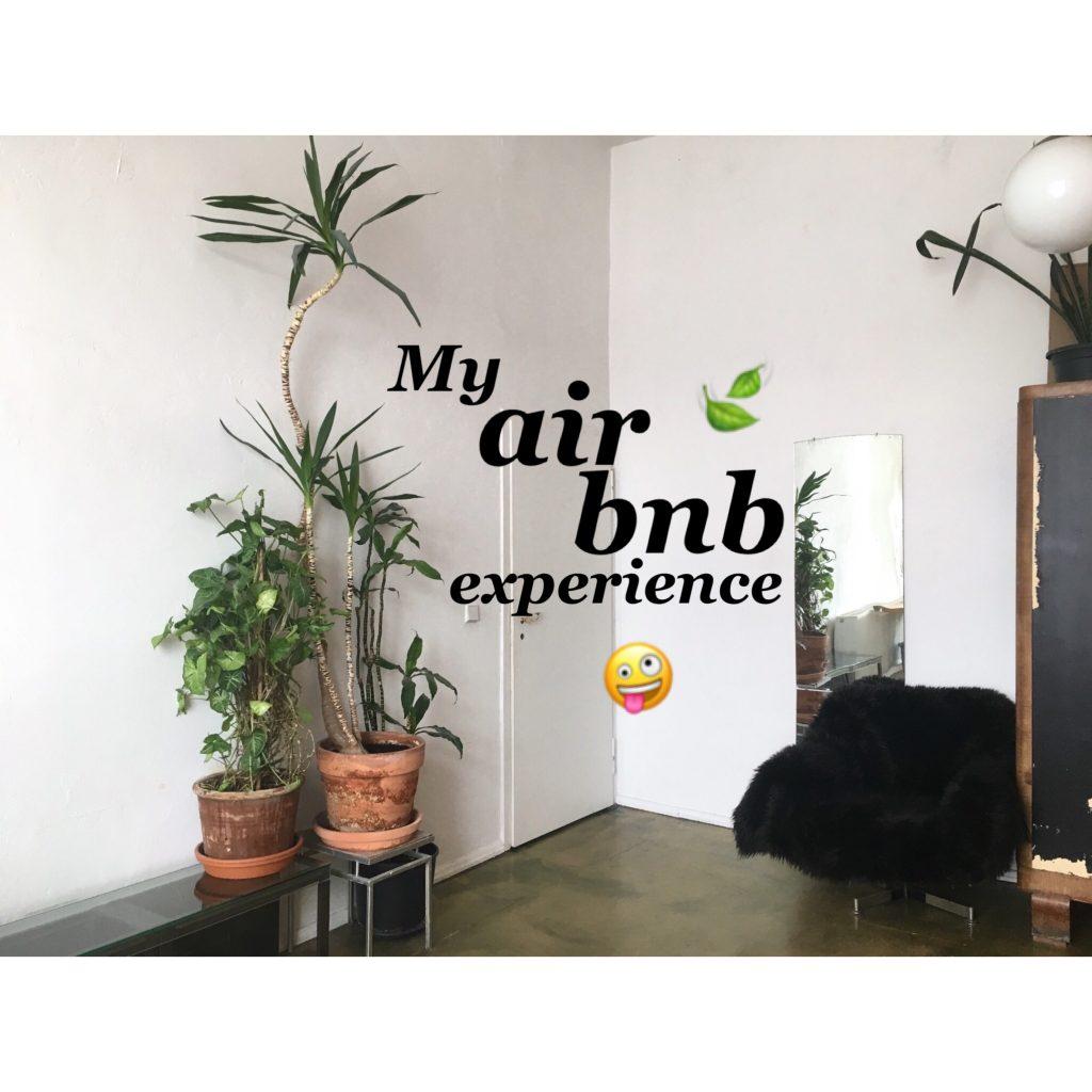 #airbnb を海外で初めて利用した嘘のないリアルな体験レポ!ーこんな人には向いてて、こんな人にはちょっと難しいかも?ー #INTERIORDESIGN