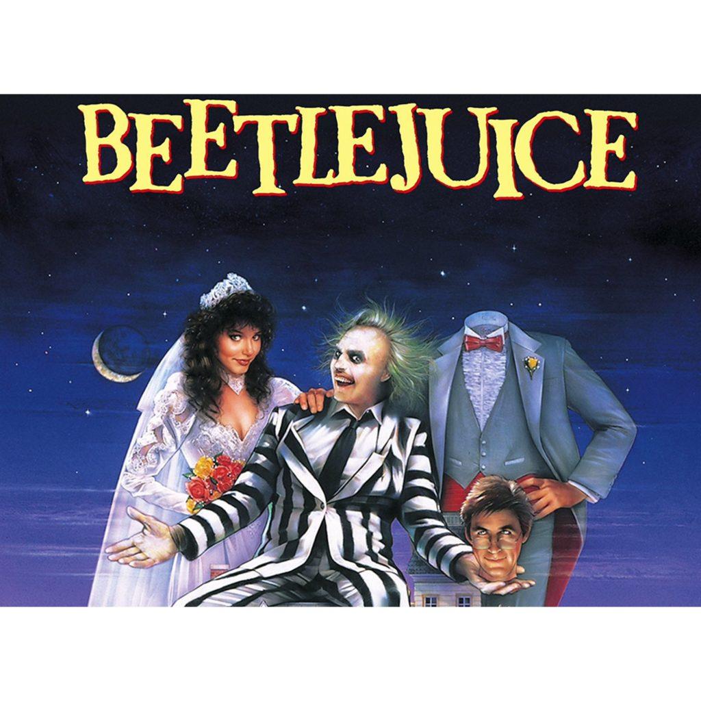 オススメ映画 : #BEETLEJUICE ♡ ーオバケだって、 死ぬ直前まで普通の人間だ。ー #TIMBURTON