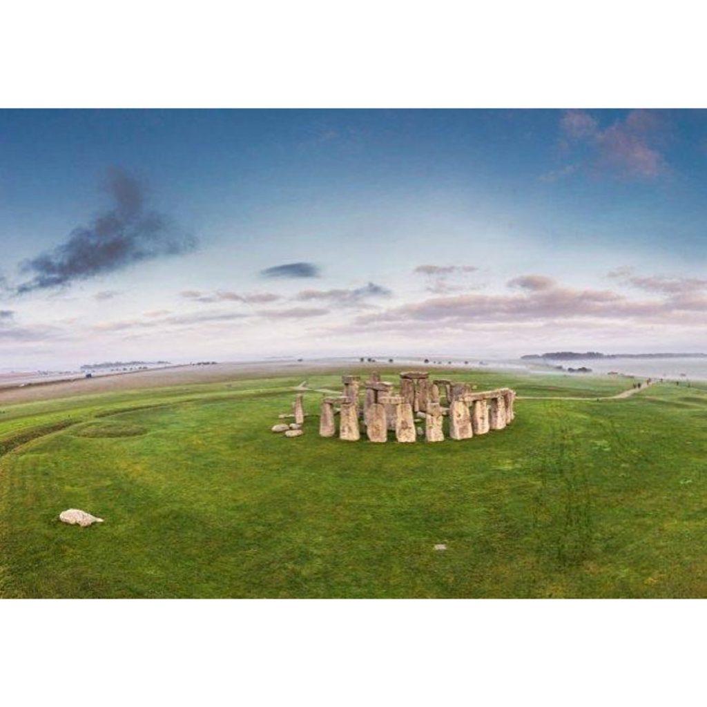 5000年以上前、何の為に作られたかは未だに謎。イギリスのミステリースポット #STONEHENGE に実際に行ってみた! #世界遺産