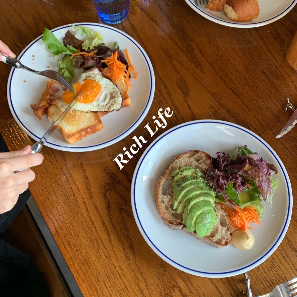 海の見える隠れ家風レストランが日曜限定で #朝食 をやっているのが控えめにいっても最高なので、皆行った方が良いぞ! #Shonan #Breakfast