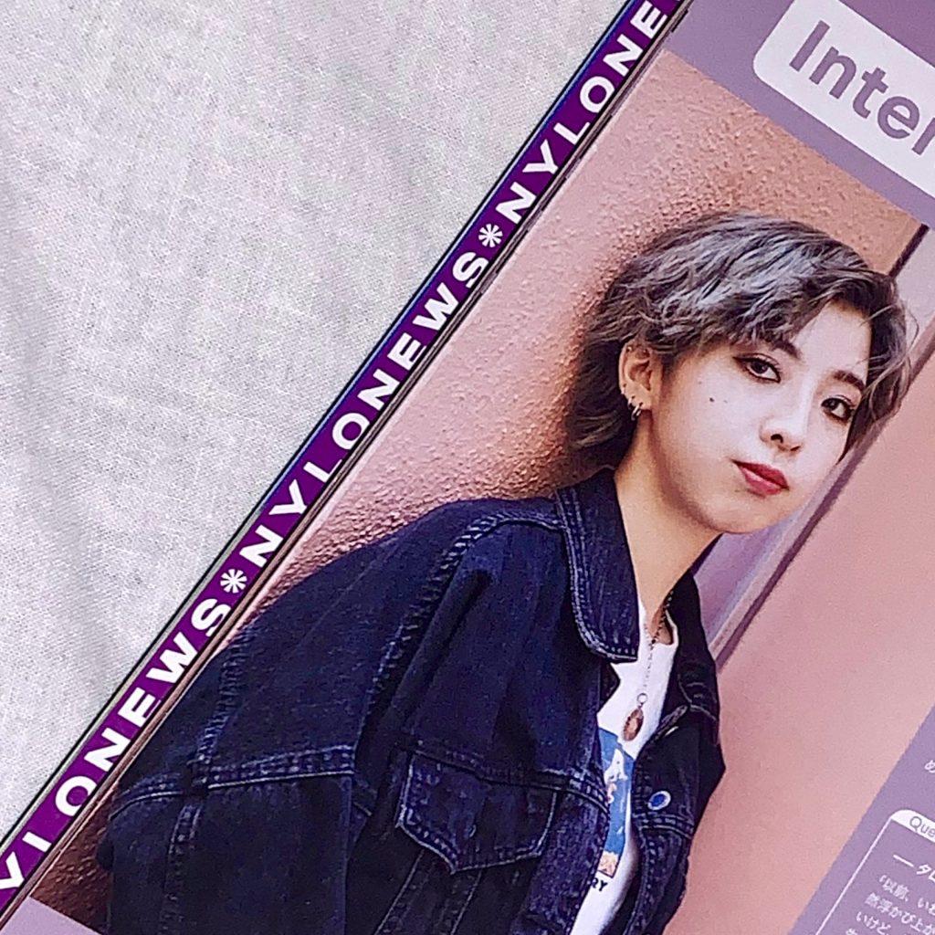 なんと私が!今月発売のNYLONで2020年の様子を #TAROT をみています♡ INTERVIEWページもあるよ! #占い