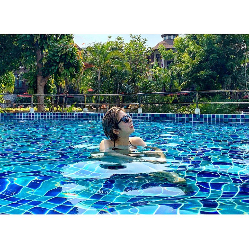初めてのタイ旅!今回泊まった #朝食 が最高なオススメホテルと、 #PATTAYA でホテルを選ぶ時の大事なポイントいくつか♡ #THAILAND #INTERCONTINENTAL