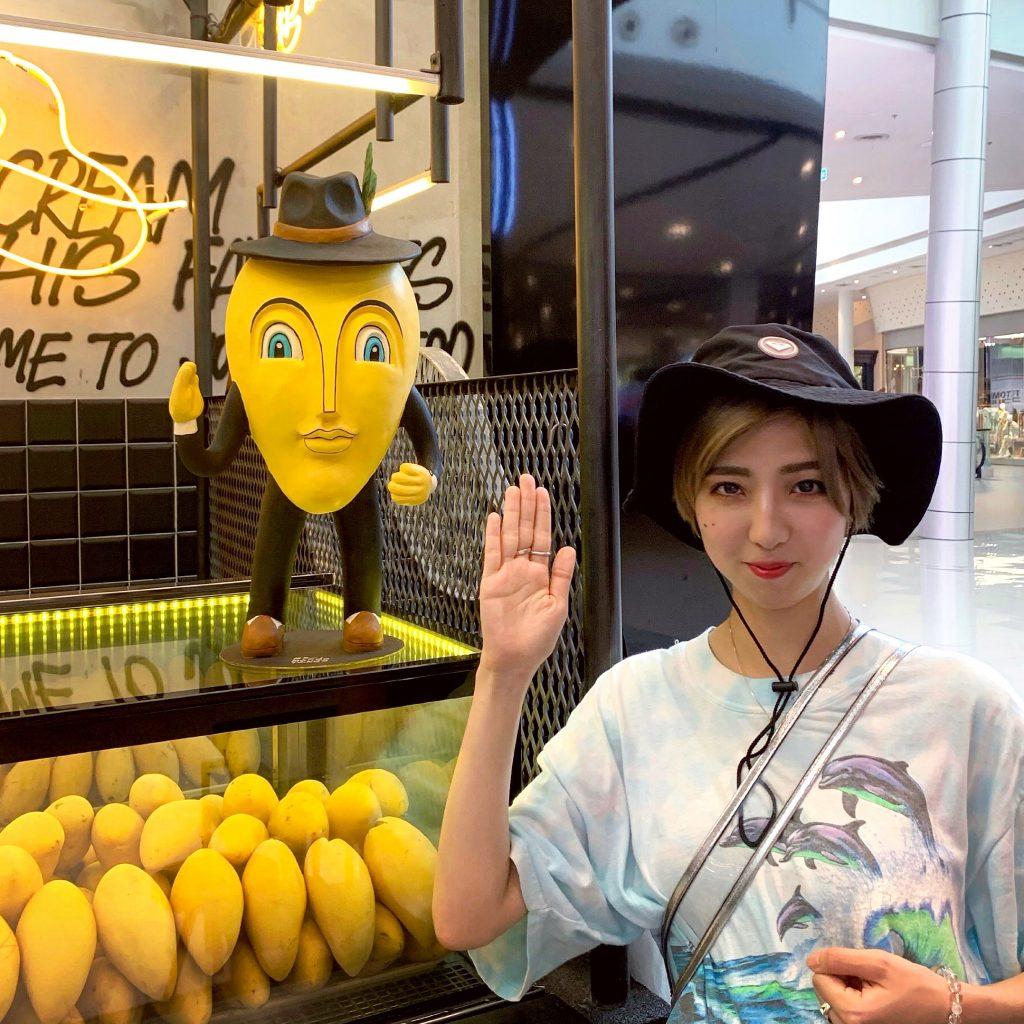 タイに行ったらおさえておきたい絶品マンゴー専門店♡暑さも疲れも吹き飛びます。 #MangoTango #Bangkok