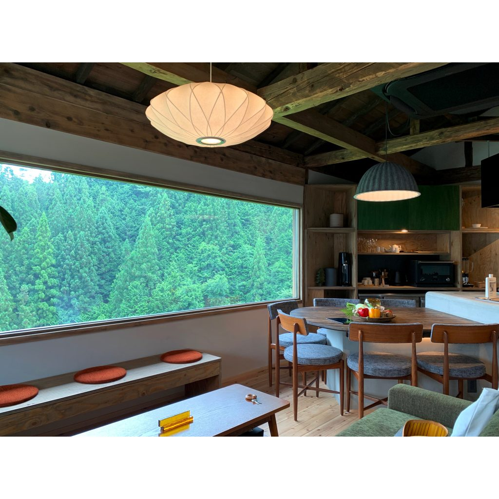 #ワーケーション にも是非♡ 崖の上に建つ超オシャレな絶景HOTELが日本にあるんですよ…! #NIPPONIA #崖の家