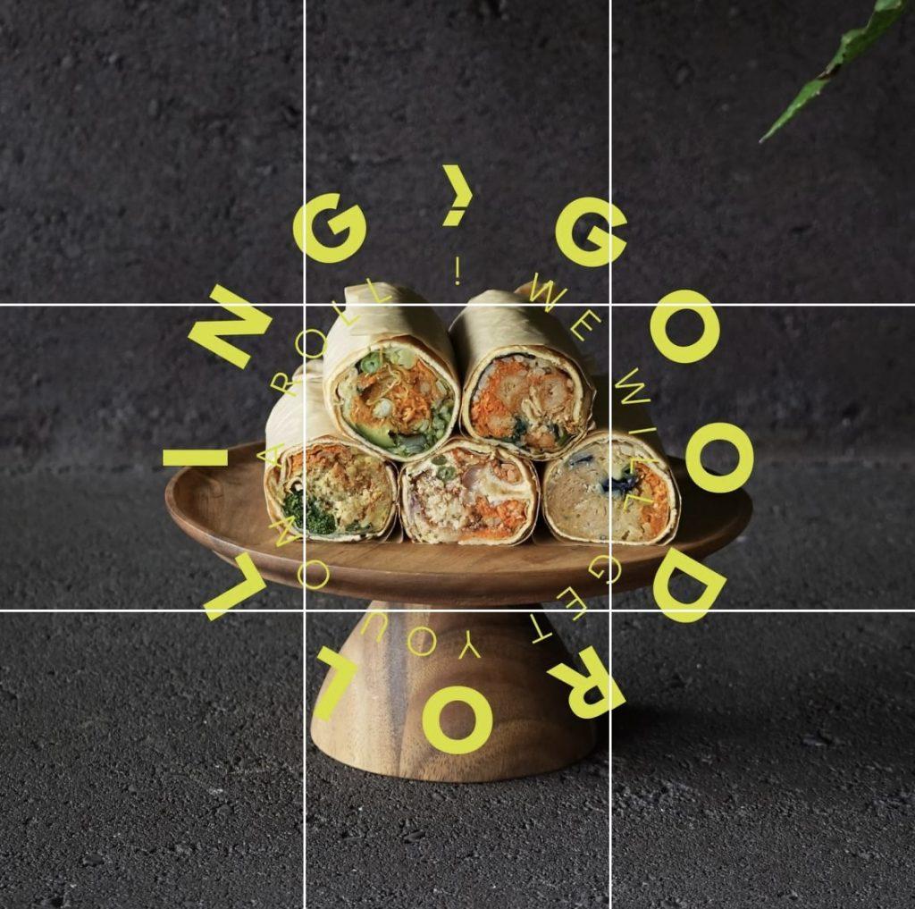 """冷凍庫にストックすべし!自宅で簡単に食べれる #VEGAN × #グルテンフリー × #無添加 なブリトー """"GOOD ROLLING""""♡"""