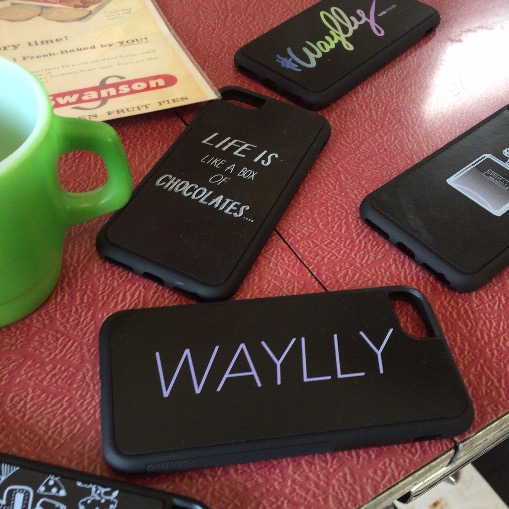 次世代の革命的なスマホケース、ついにローーーーンチ‼️‼️‼️#ウェイリーでセルフィー #自撮り #セルフィー #waylly
