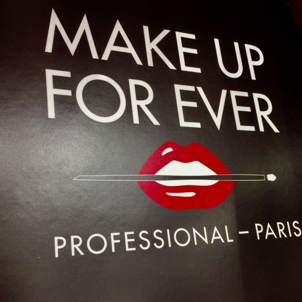 #makeupforever #ルミネ新宿 Open 体験レポート❤️#メイクアップフォーエバー  #カラー #ラメ
