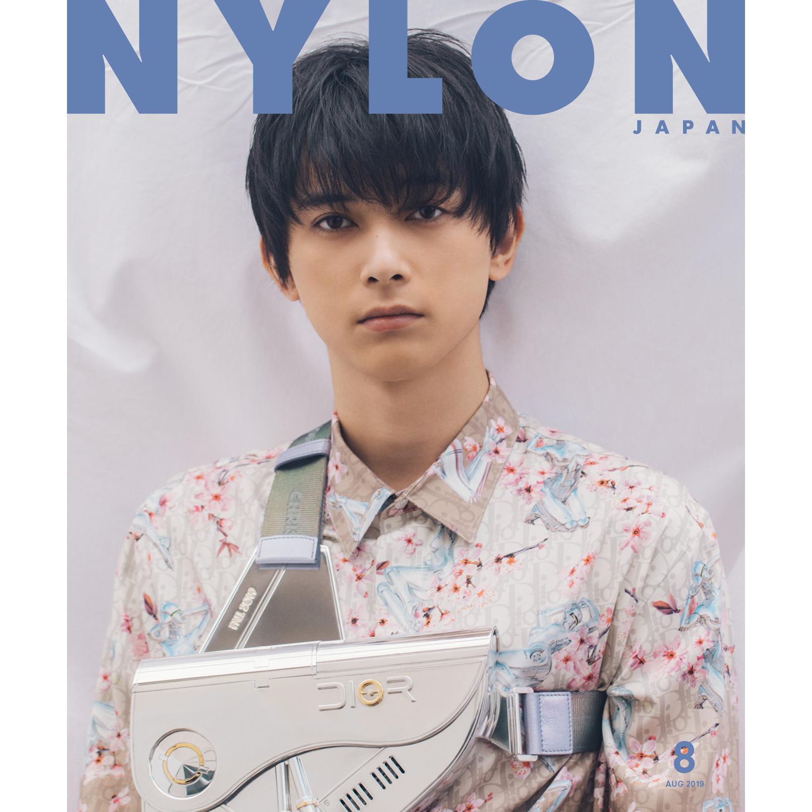 NYLON JAPAN 8 月号 吉沢亮