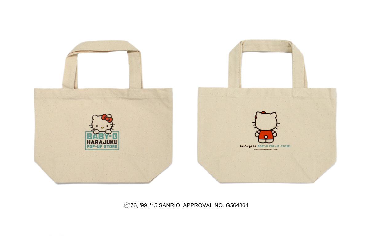 永遠の憧れカップル、ハローキティ&ディアダニエルがラフォーレ原宿のBABY-Gポップアップストアに11/28来店!