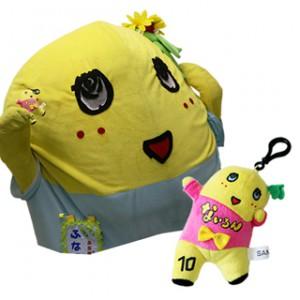 NYLON JAPAN PREMIUM BOX VOL.17/NYLON×PINKふなっしーコラボバッグチャーム